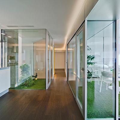 Presupuesto cerrar patio interior online habitissimo for Cerramientos patios interiores