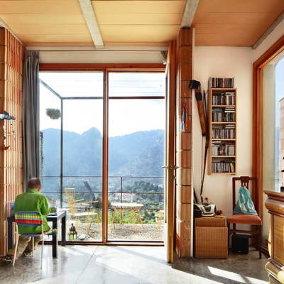 Una casa que respeta y renueva la tradición artesanal