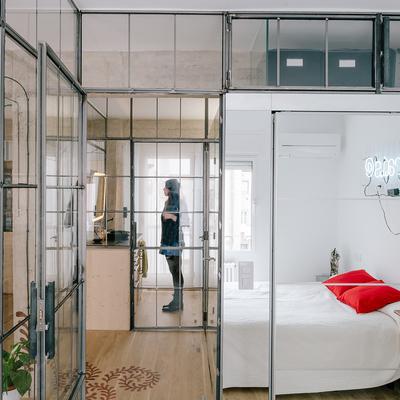 Una reforma que consigue una casa sin pasillos