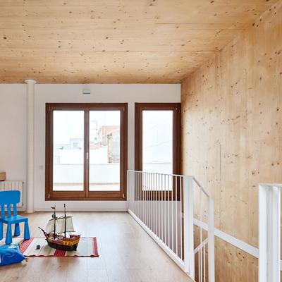 Una vivienda eficiente y elegante