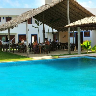 HOTEL POUSADA TAIBA BLAUSET EN BRASIL
