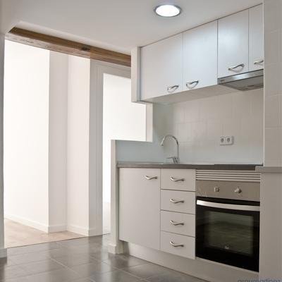 Reforma interior piso pequeño