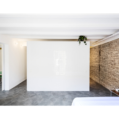 Ideas y fotos de muros ladrillo visto para inspirarte - Muros de ladrillo visto ...