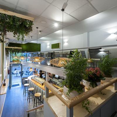 Reforma integral de bar-restaurante