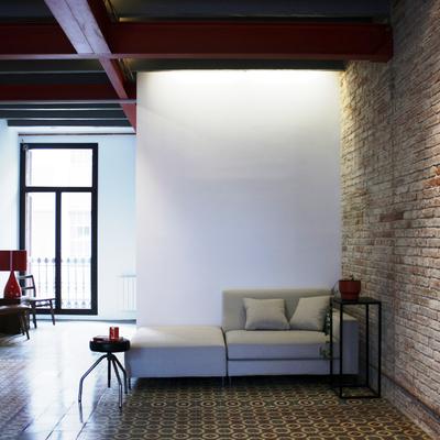 1, 2, 3 y loft: el antes y después de esta vivienda