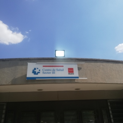 OrkAventura en el Centro de Salud Sector III (GETAFE)