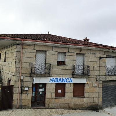 Obra Abanca vilar de santos