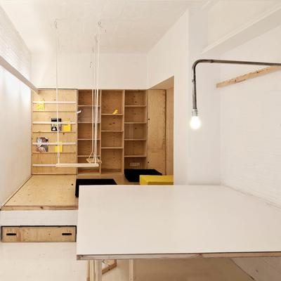 Taller Toormix, un espacio para diseñadores