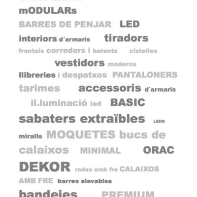 CATALEG 2018 IDEA ARMARIS