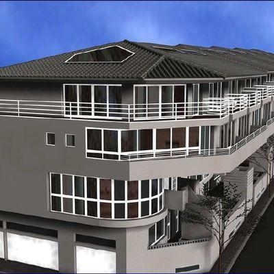 10 viviendas adosadas 2