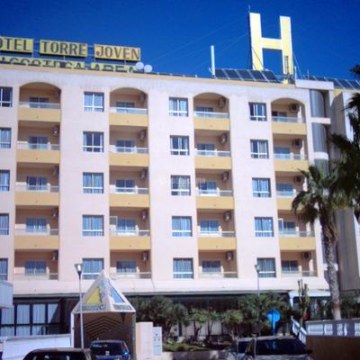 Instalación De Climatización Del Hotel Torrejoven