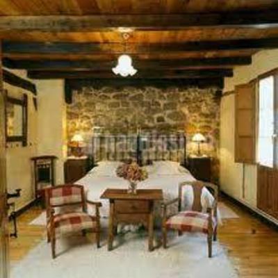 Rehabilitación casa rural siglo XVIII