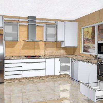 Ejemplos de cocinas en Valladolid