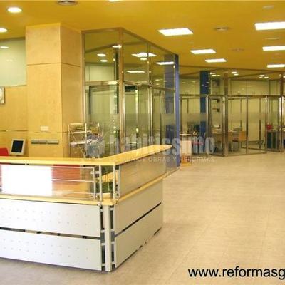 Reformas integral de sede de la Cooperativa San Bruno