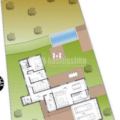 SMART HOMES - Implantaciones casa Modular