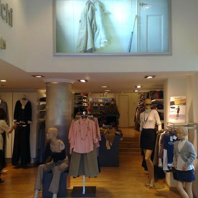 Reforma integral en Showroom de moda