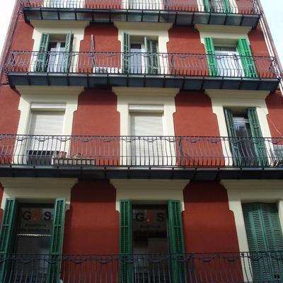 Rehabilitación de fachada en silicato