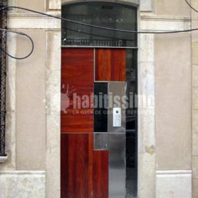 Edificio Plurifamiliar, Argentona 39-41