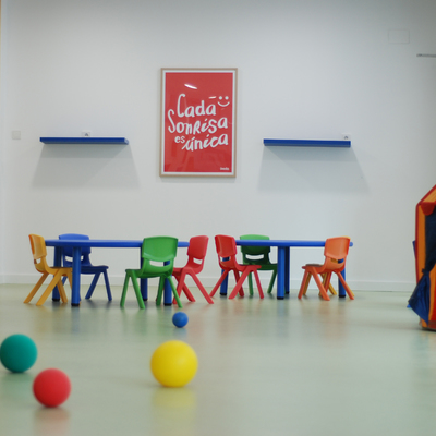 Una escuela infantil diferente.