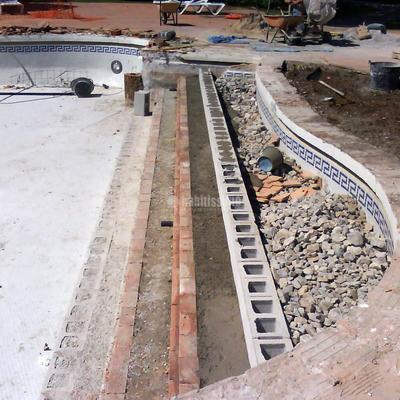 Reforma de piscinas en Estepona