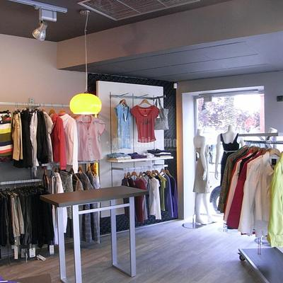 Tienda de ropa joven