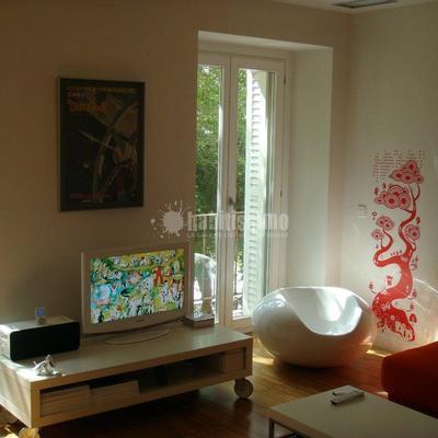 Interiorismo de apartamento en Madrid