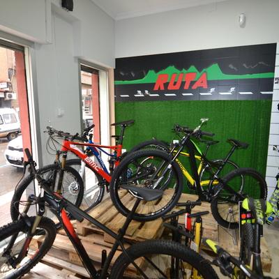 Cambio de look en Bicicletas RUTA