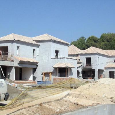 Construccion chalet en San Pedro Alcántara