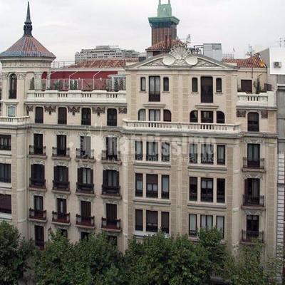 Proyecto de Rehabilitación de Fachada en Edificio de Viviendas y Locales en Serrano 17. Madrid.