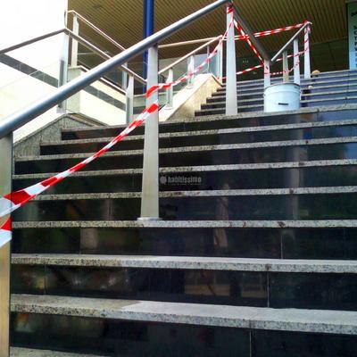 Impermeabilización escaleras en Ahorramás de Alcorcón