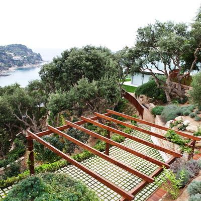 Enamórate de cada rincón de este jardín