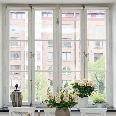 Un apartamento de estilo nórdico muy chic