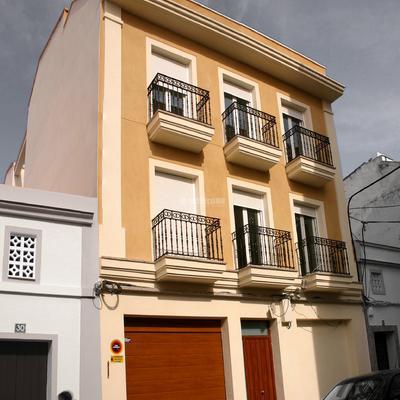 Edificio de viviendas en Badajoz