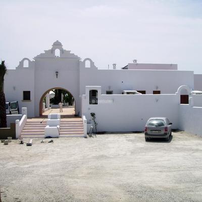 Construccion de casa rural