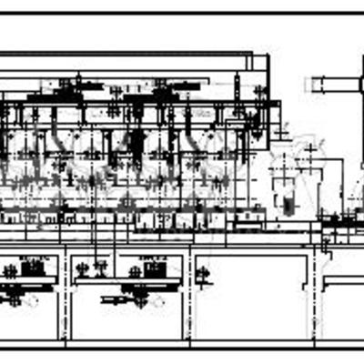 Perfil de máquina de fabricar papel