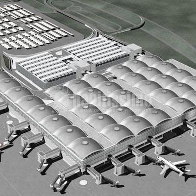 Proyecto Constructivo del Nuevo Área Terminal del Aeropuerto de Alicante.