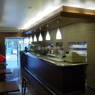 """Proyecto de reforma de bar cafeteria """"Cal Nitu"""""""