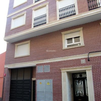 15 Viviendas, Locales, Trasteros Y Garajes