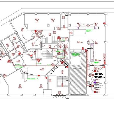Proyecto de instalación de protección contra incendios