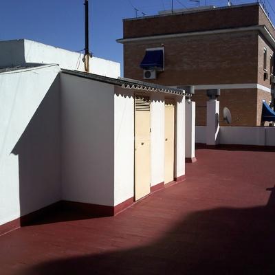 Reparación filtraciones de humedad por daños en fachada