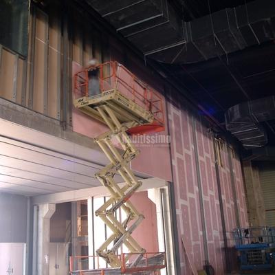 Salas de cine y edificios singulares