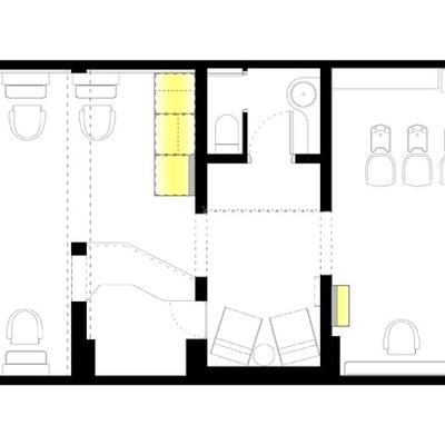 Interiorismo Peluquería H3M