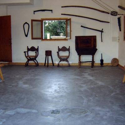 Rehabilitación garaje