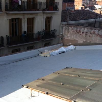 rehabilitacion de tejado de uralita