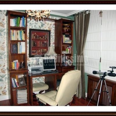 Un piso de revista de 260 m2