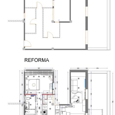Proyecto vivienda Calle Valencia