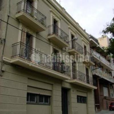 2007 Rehabilitación de fachada en Barcelona