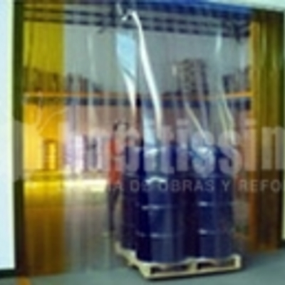 Cortinas De PVC Termocortinas