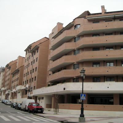 168 viviendas en La Florida (Oviedo)