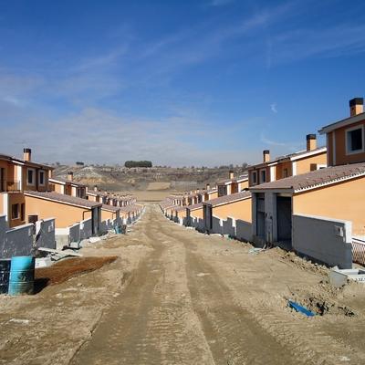 242 Viviendas Unifamiliares, Fuensaldaña